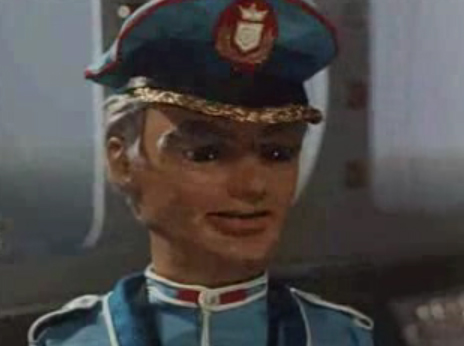 Thunderbirds - Thunderbird 2 attacked